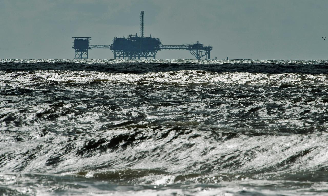 US Gulf of Mexico oil and gas output returning to normal post storm