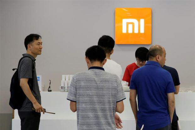 China's Xiaomi says plans to launch more than 10 5G phones next year