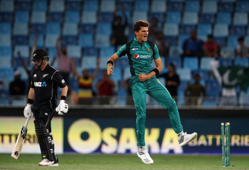 Pakistan and New Zealand share ODI series after washout