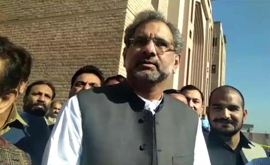 Shahid Abbasi asks PTI to get psychiatric examination of Fayyaz Chohan