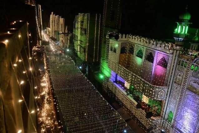 Eid Milad-un-Nabi (PBUH) preparations in full swing
