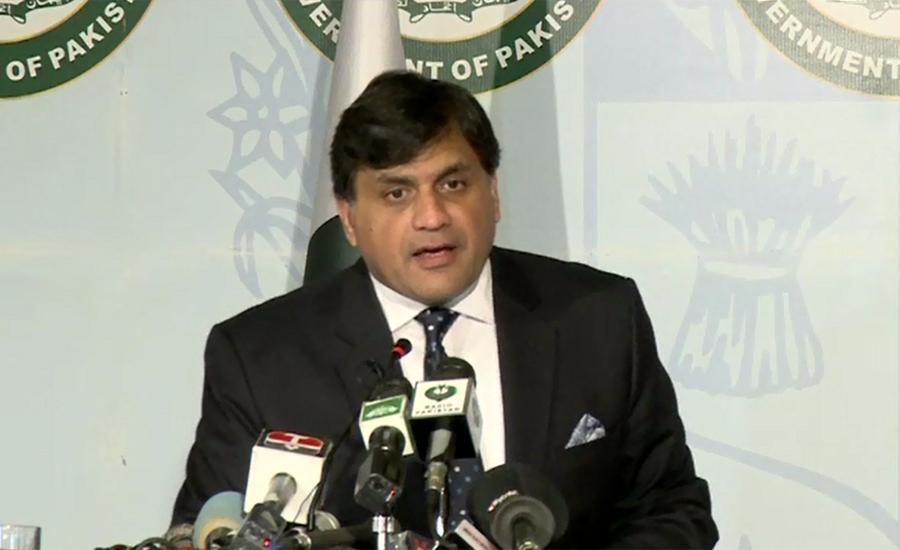 Pakistan provided intelligence cooperation in nabbing Osama: FO