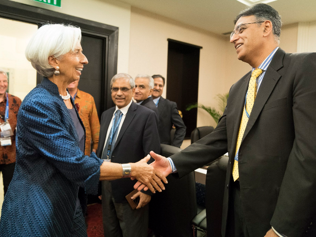 Pakistan refuses to accept 'tough conditions' of IMF for bailout