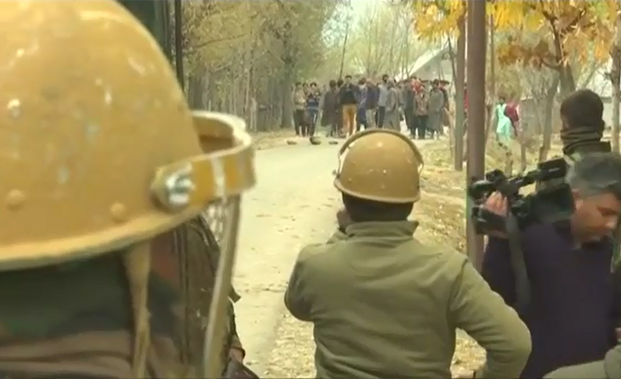 Two more Kashmiris martyred in IOK, toll reaches 14
