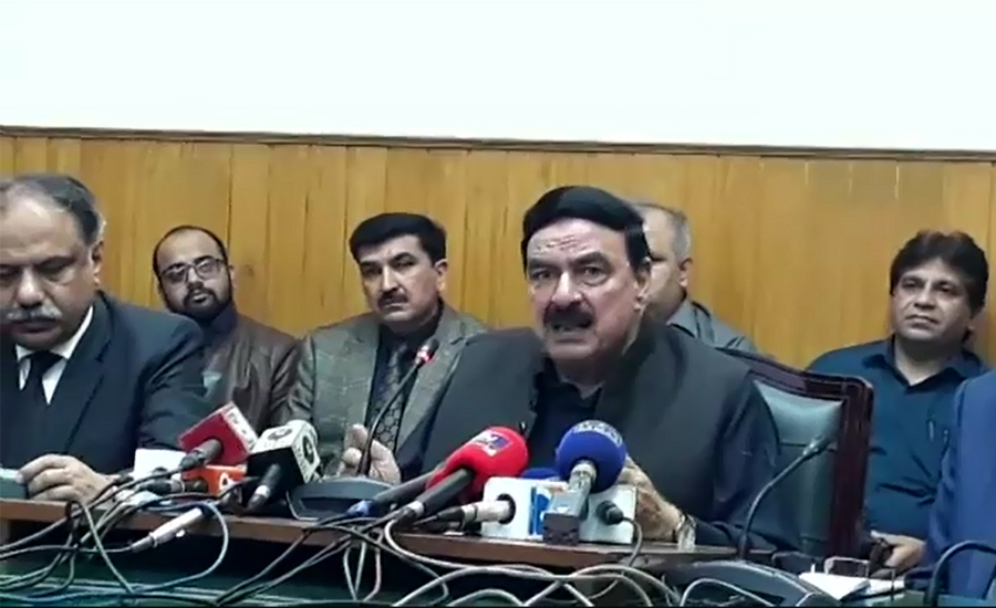 Corrupt families are wiping out from country's politics: Sheikh Rashid