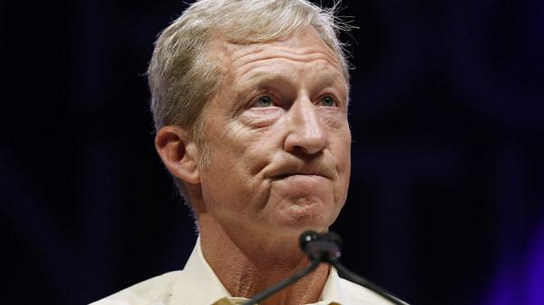 FBI confirms suspicious package sent to Tom Steyer