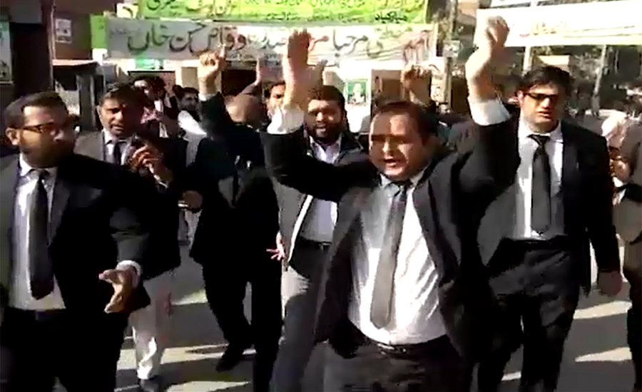 Clients suffer as lawyers continue protest for LHC benches