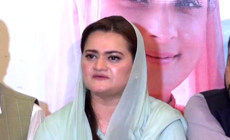 Fawad to clarify whether he is spokesman of NAB or govt: Maryam