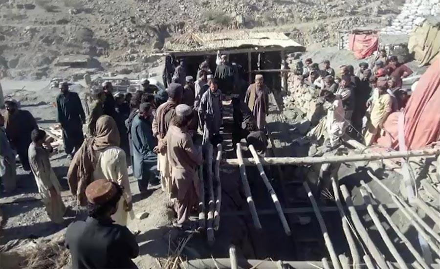 Three coal miners die of suffocation in Ziarat