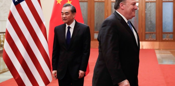 US, China to hold delayed diplomatic, security dialogue Friday