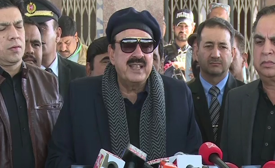 PM's 100-days plan would be achieved before time: Sheikh Rasheed