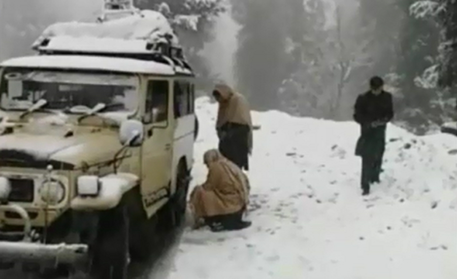 Four die in Chitral avalanche strike