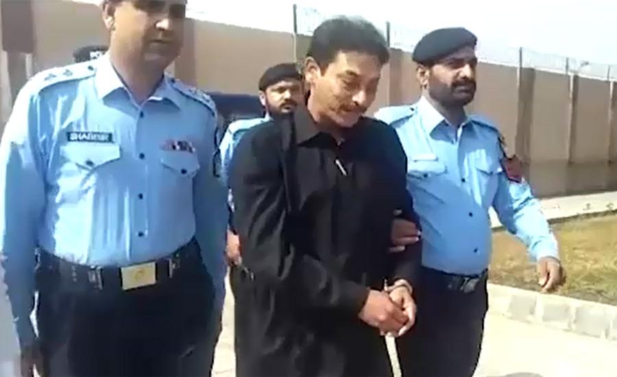 Ex-senator Faisal Raza Abidi indicted, pleads not guilty