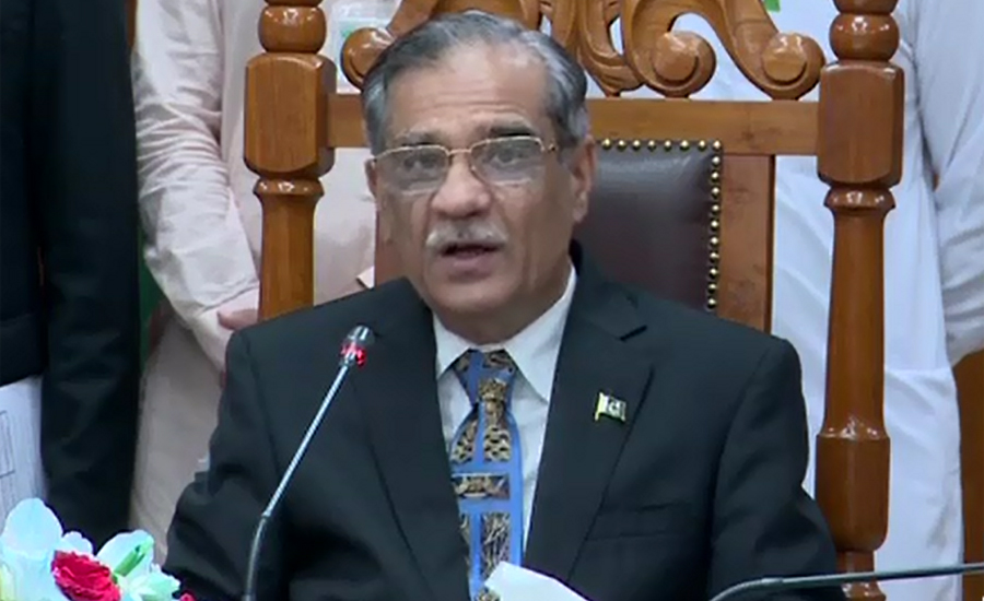 Water starts becoming rare, won't be available even at gold price: CJP