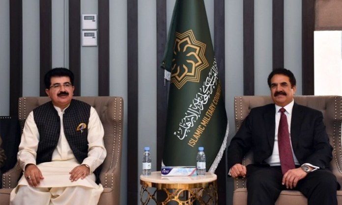 Saudi-led military coalition not against any country, nation or sect: Raheel
