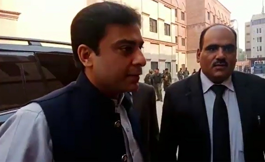 Hamza Shehbaz offloaded from Doha-bound flight at Lahore Airport
