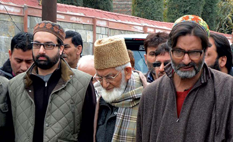 Hurriyat leaders urge people to observe Human Rights Week from today