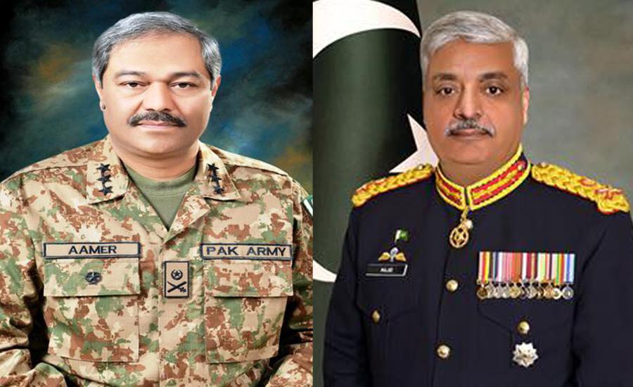 Lt Gen Majid Ehsan replaces Lt Gen Aamer Riaz as Corps Commander Lahore