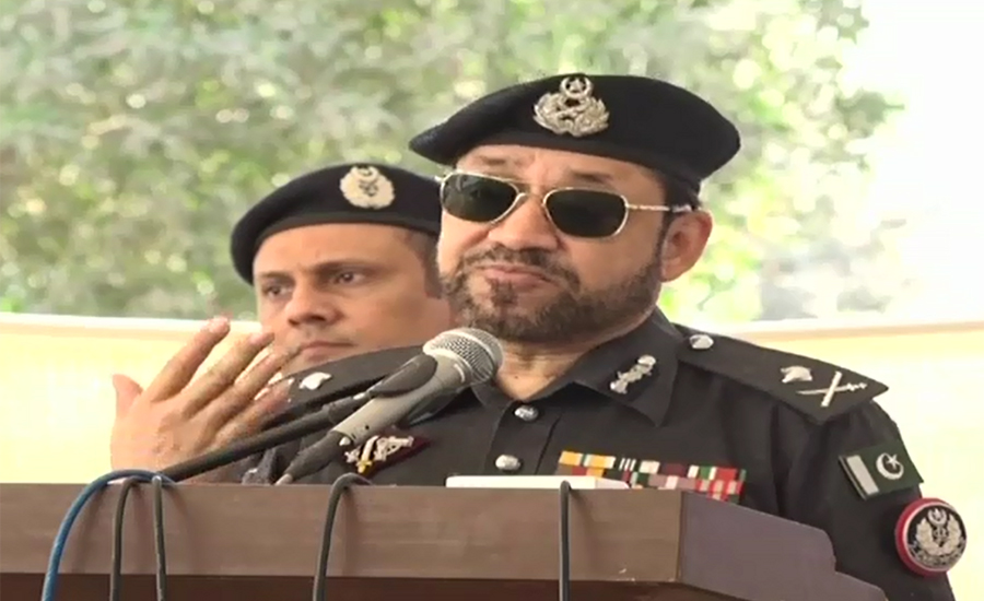 Gained key successes in probe into Chinese consulate attack: IGP Sindh