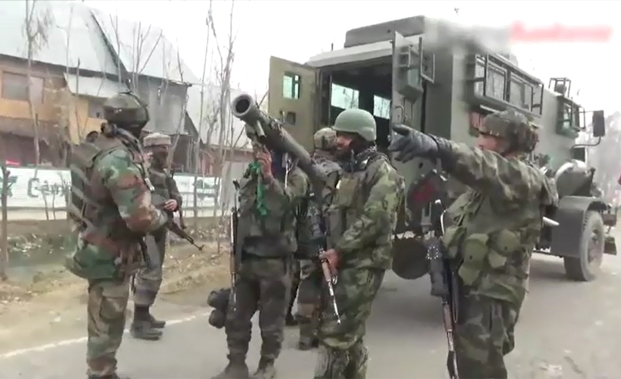 Indian troops martyr two Kashmiri youths in Budgam