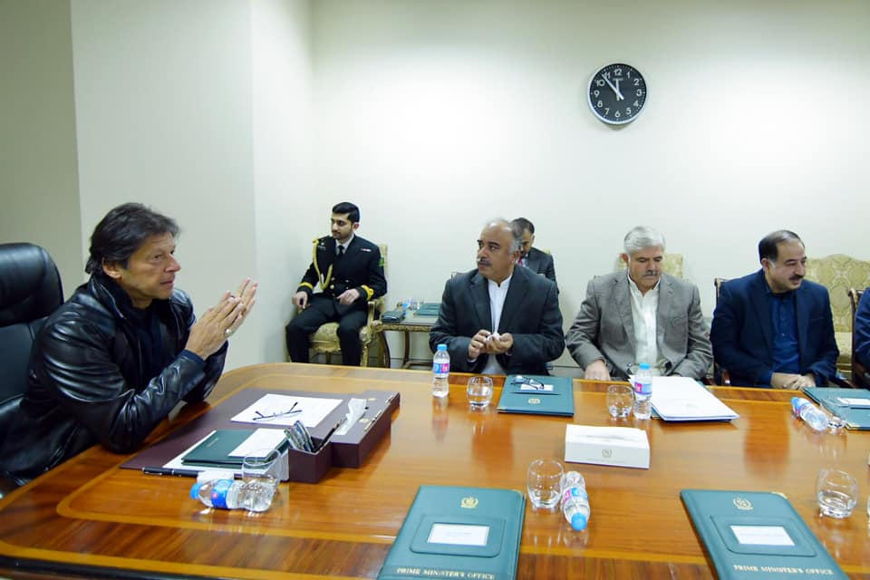 PM reviews progress made in FATA after merger in KP