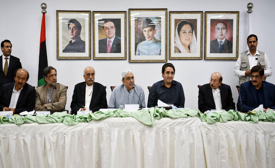 PPP central executive committee meets in Naudero today