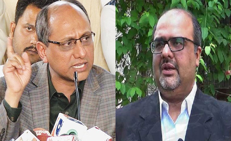 JIT briefs Shahzad Akbar, alleges PPP leader Saeed Ghani