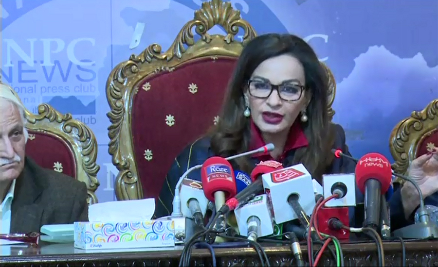 PPP terms 2018 elections as selection, says Sherry Rehman