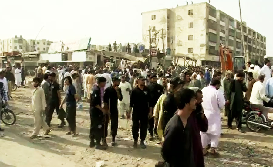 Anti-encroachment drive on Karachi Circular Railway to start on Tuesday