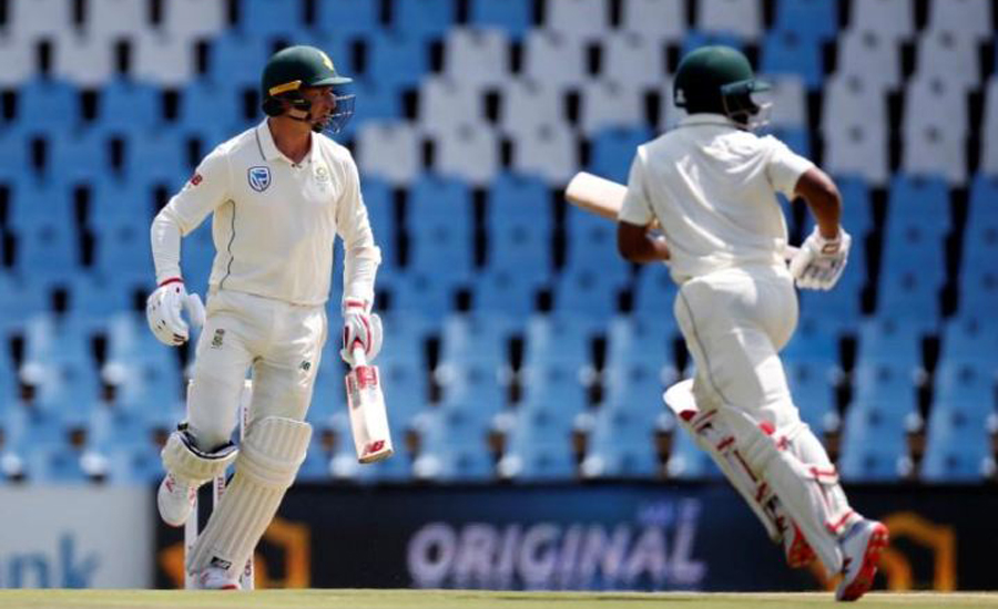 South Africa to chase 149 after Olivier's 11-wicket haul against Pakistan