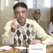 Asad Umar finance minister CJP SC Nai Gaj Dam Dam construction