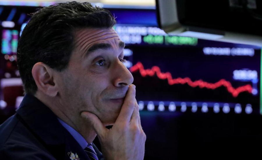 Markets not merry as stock losses extend into eighth day