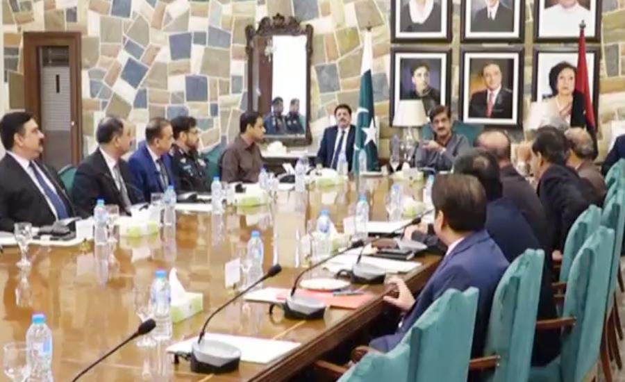 industries coronavirus reopening Sindh CM SOPs standard Operating Procedures coronavirus pandemic