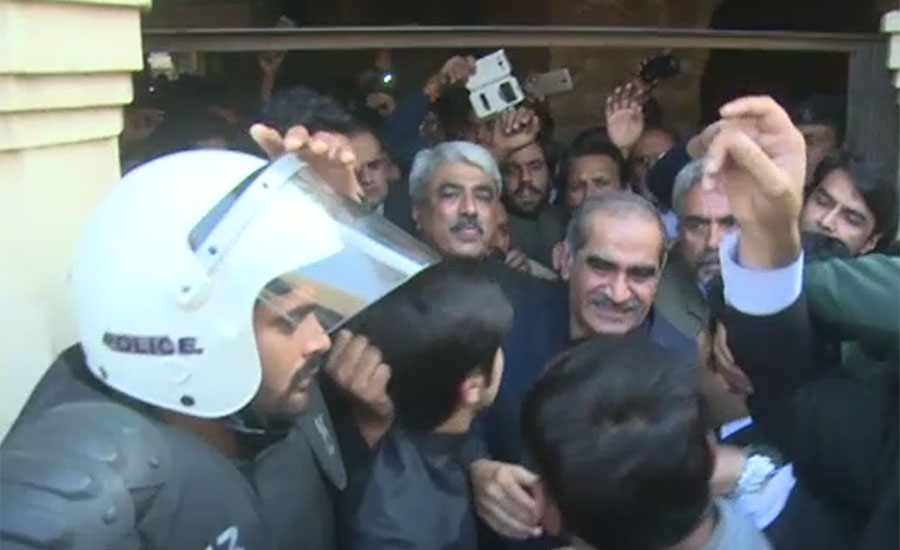 Paragon scandal: Kh Saad, Salman Rafique's judicial remand extended until March 4