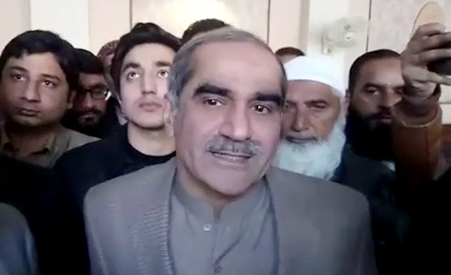 Court approves Kh Saad Rafique's transit remand for four days
