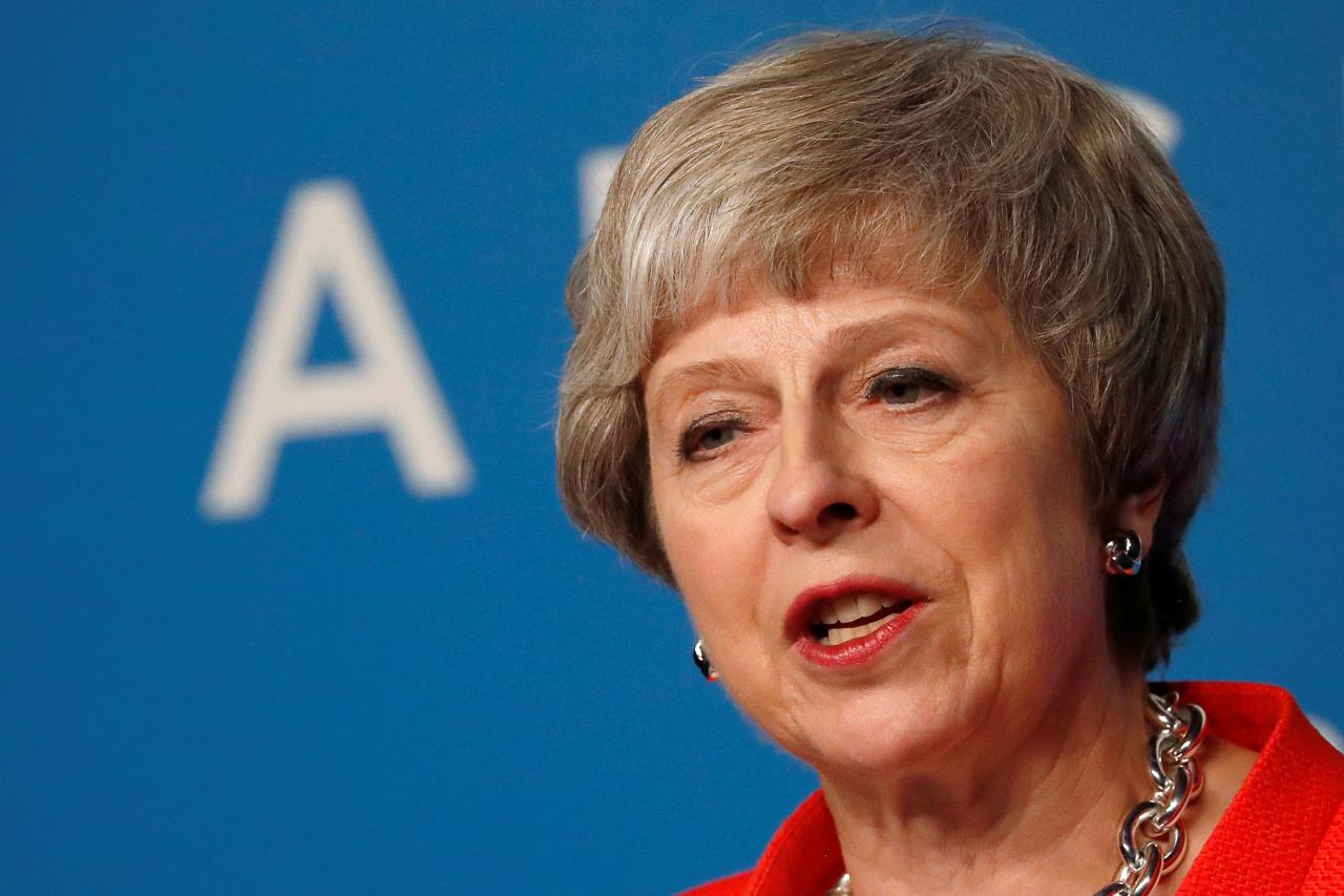 I will be PM to take Britain out of EU, says May