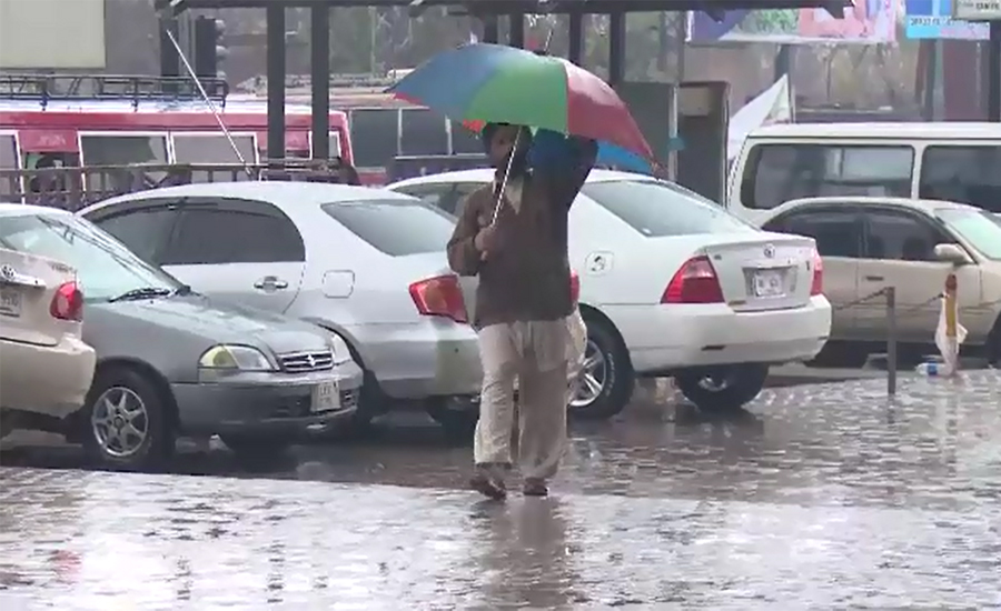 Weather turns further cold after rain in different cities