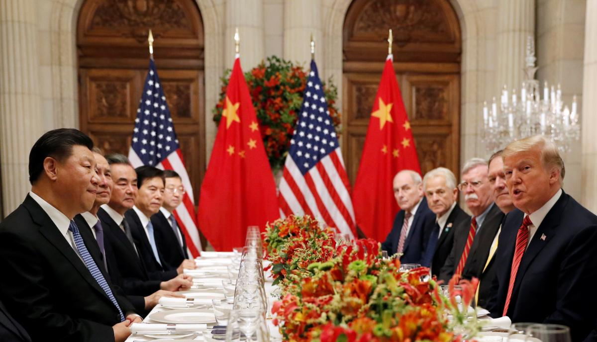 US, China agree trade war ceasefire after Trump, Xi summit