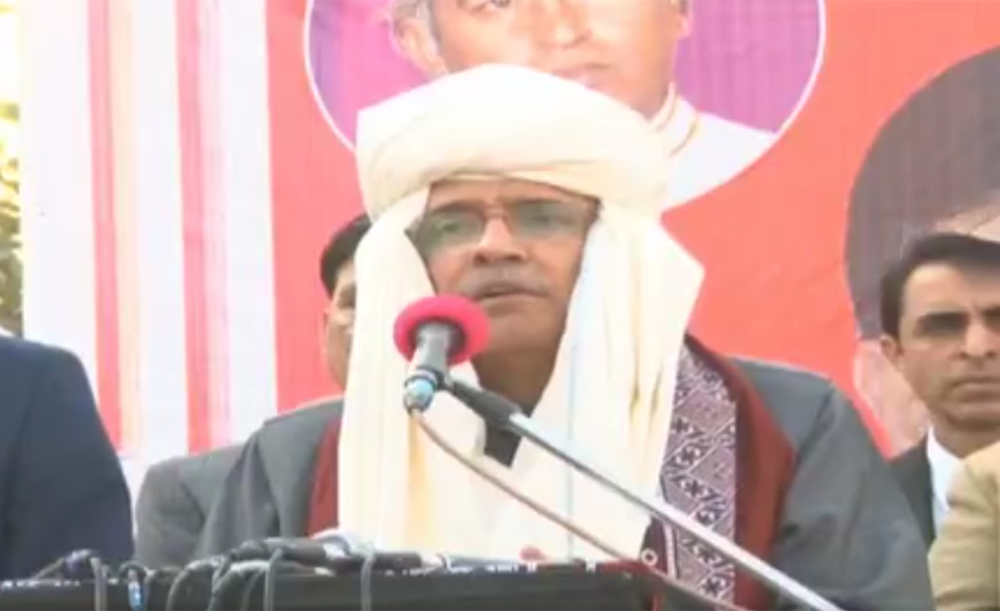 Have already submitted passport, no need to go abroad: Asif Zardari