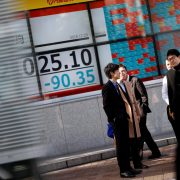 Asia stocks rise broadly on U.S.-China trade relief