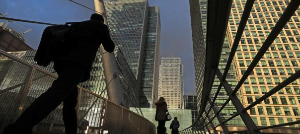 Brexit British MPs finance sector
