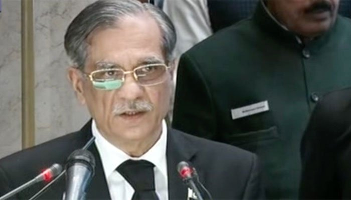 Worked for rights of the oppressed, CJP address to full court reference