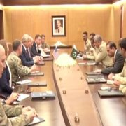 COAS ISPR US envoy Afghanistan peace process Chierf of Army Staff Gen Qamar Javed Bajwa