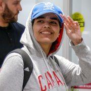 Rahaf Mohammed al-Qunun, Canada, Saudi Arabia, Canada
