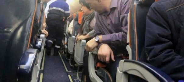 Drunk Russian man detained after failed attempt to hijack plane