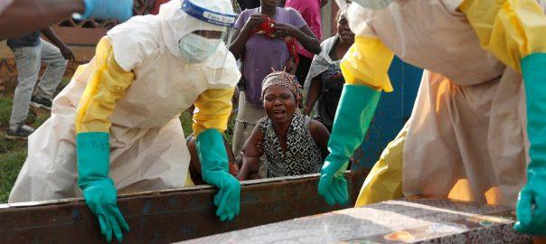Ebola, Congo, WHO