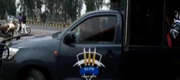 Sahiwal Sahiwal Alleged encounter JIT CTD personnel SI Safdar hussain Ahsan Ramzan Saifullah