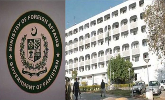 FO summons Indian deputy HC in protest over any possible misadventure