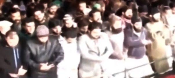 Sahiwal Sahiwal alleged encounter Khalil nabila areebba sahiwal incident