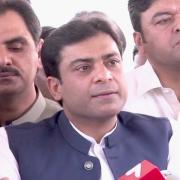 Hamza Hamza Shehbaz Shehbaz SHarif No-fly-list ECL NAB FIA Interior ministry LHC Opposition leade